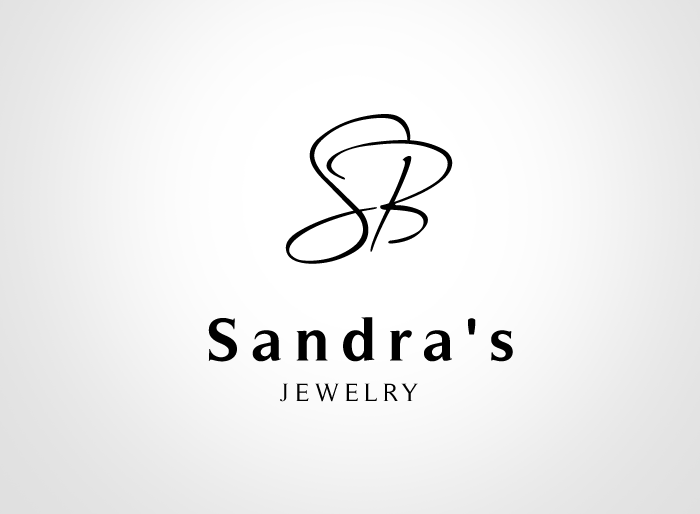 Logo Design by Jan Chua - Entry No. 29 in the Logo Design Contest Imaginative Logo Design for Sandra's.