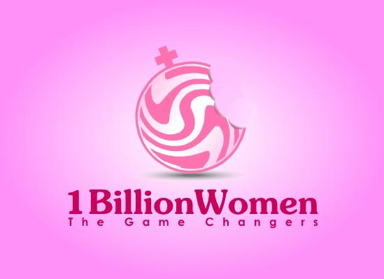 Logo Design by Ismail Adhi Wibowo - Entry No. 97 in the Logo Design Contest Fun Logo Design for 1BillionWomen.
