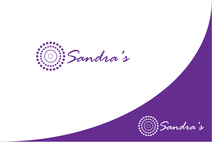 Logo Design by brands_in - Entry No. 36 in the Logo Design Contest Imaginative Logo Design for Sandra's.