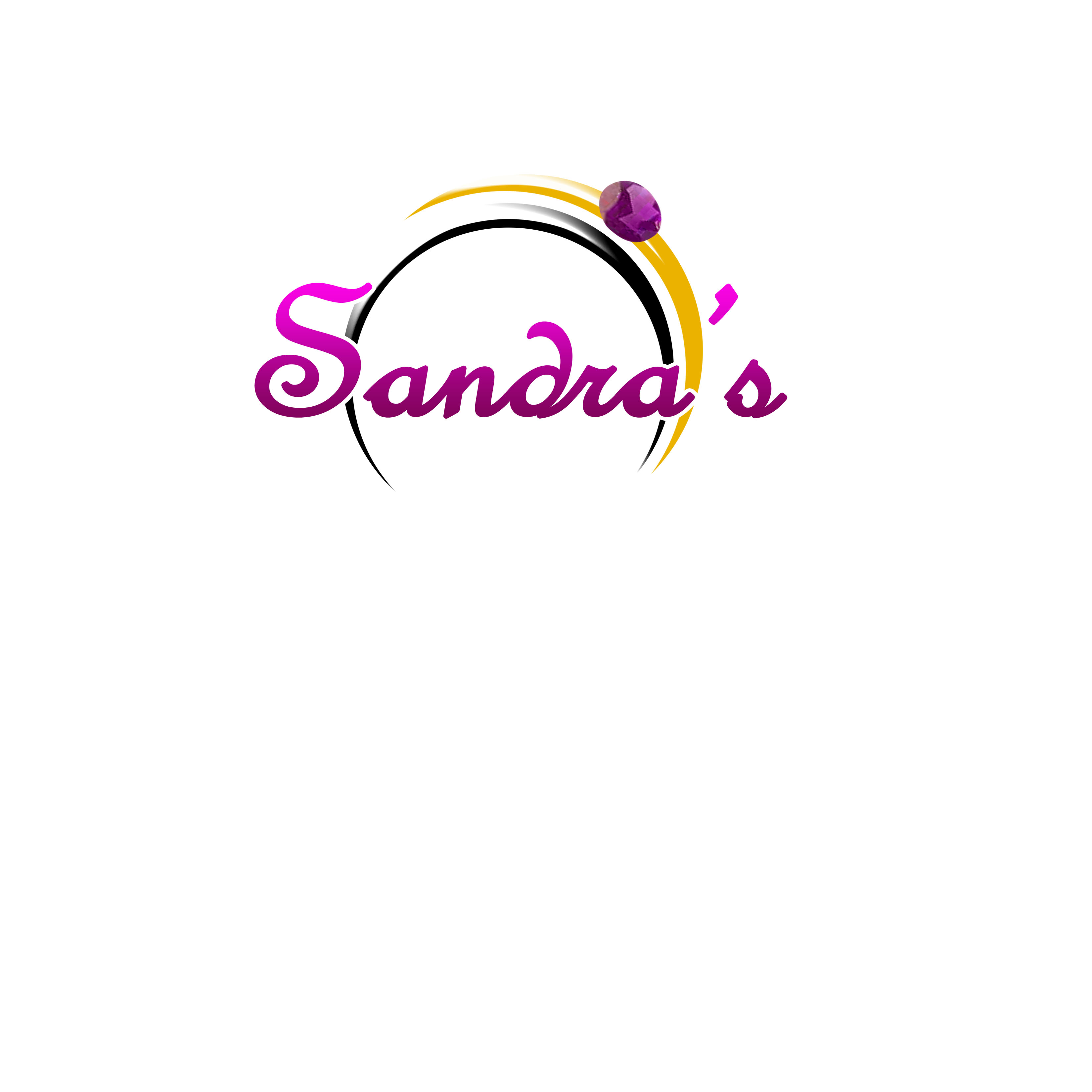 Logo Design by Alan Esclamado - Entry No. 38 in the Logo Design Contest Imaginative Logo Design for Sandra's.