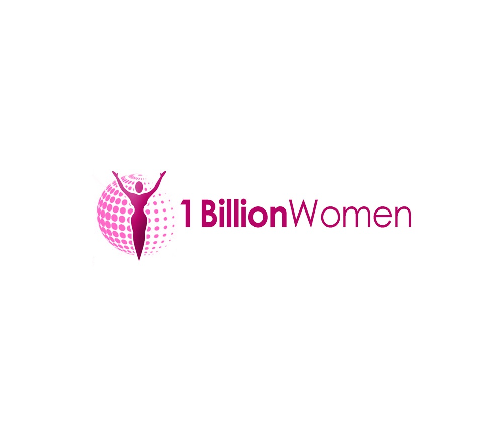 Logo Design by Respati Himawan - Entry No. 102 in the Logo Design Contest Fun Logo Design for 1BillionWomen.