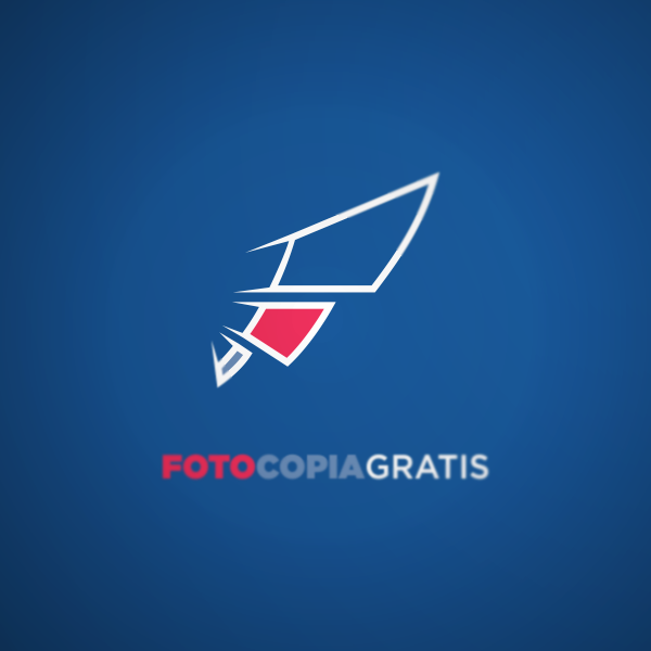 Logo Design by Private User - Entry No. 253 in the Logo Design Contest Inspiring Logo Design for Fotocopiagratis.