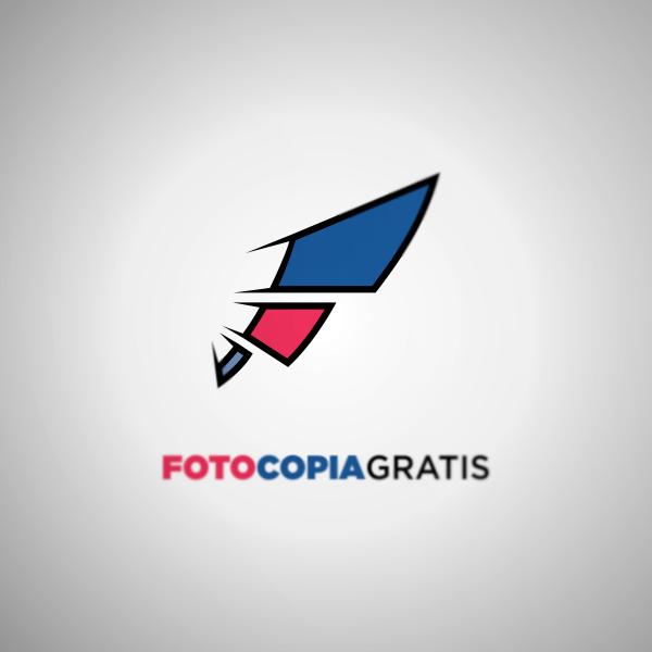 Logo Design by Private User - Entry No. 254 in the Logo Design Contest Inspiring Logo Design for Fotocopiagratis.