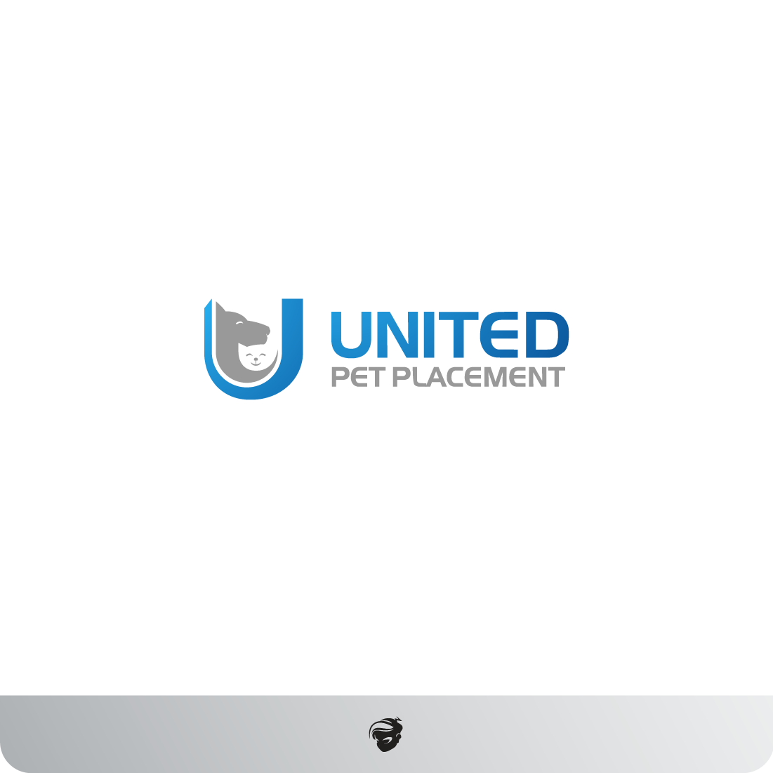 Logo Design by zesthar - Entry No. 43 in the Logo Design Contest Artistic Logo Design for united pet placement.