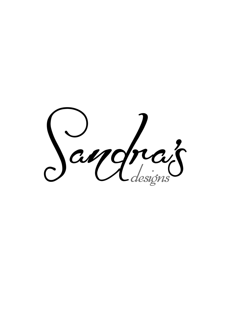 Logo Design by Private User - Entry No. 45 in the Logo Design Contest Imaginative Logo Design for Sandra's.