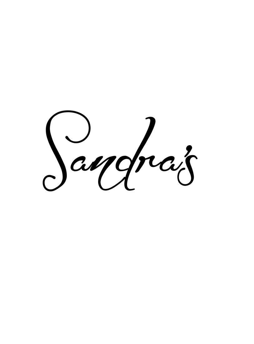 Logo Design by Private User - Entry No. 46 in the Logo Design Contest Imaginative Logo Design for Sandra's.