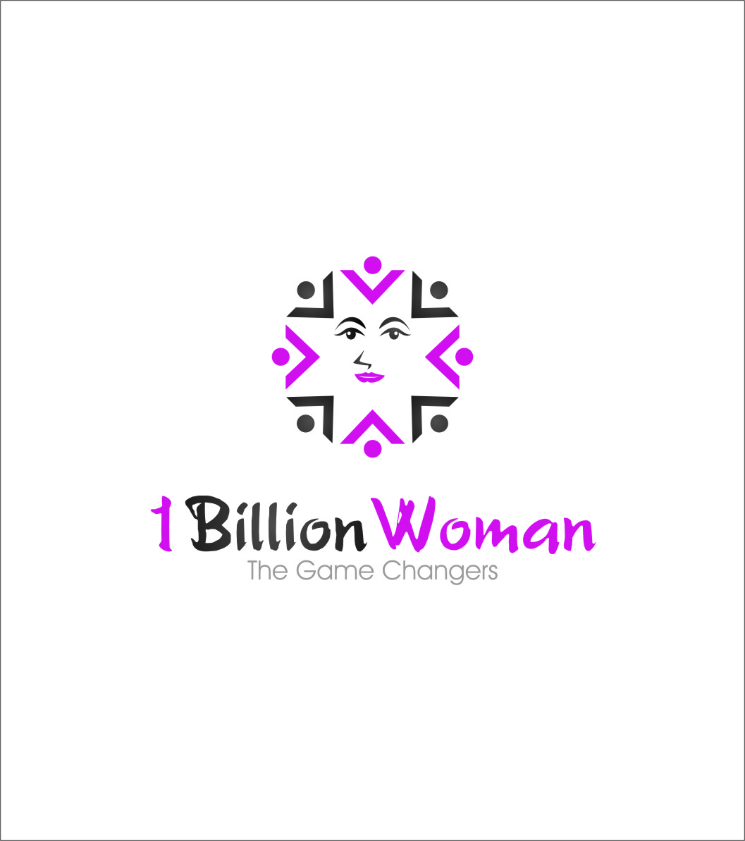 Logo Design by RasYa Muhammad Athaya - Entry No. 104 in the Logo Design Contest Fun Logo Design for 1BillionWomen.