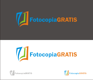 Logo Design by Armada Jamaluddin - Entry No. 264 in the Logo Design Contest Inspiring Logo Design for Fotocopiagratis.