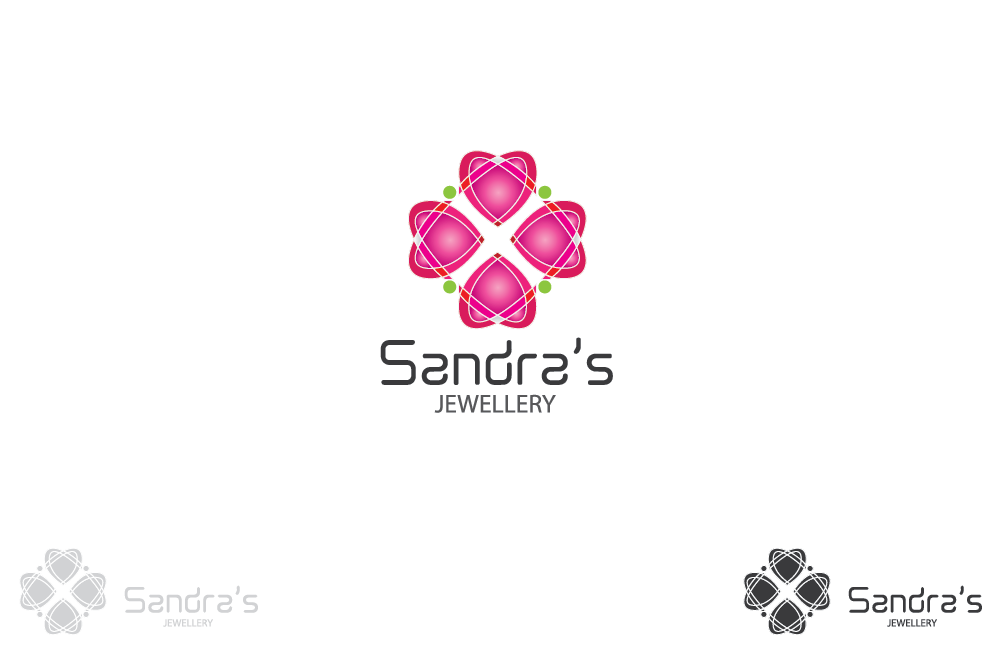Logo Design by Private User - Entry No. 60 in the Logo Design Contest Imaginative Logo Design for Sandra's.