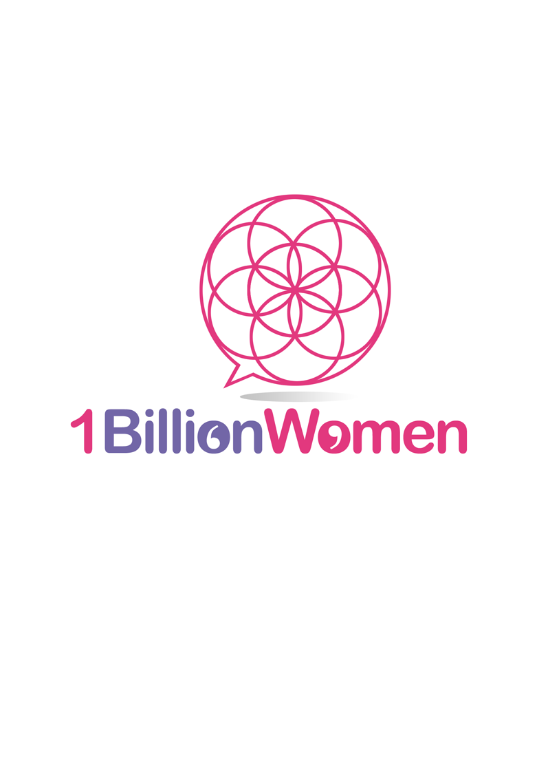 Logo Design by Private User - Entry No. 108 in the Logo Design Contest Fun Logo Design for 1BillionWomen.