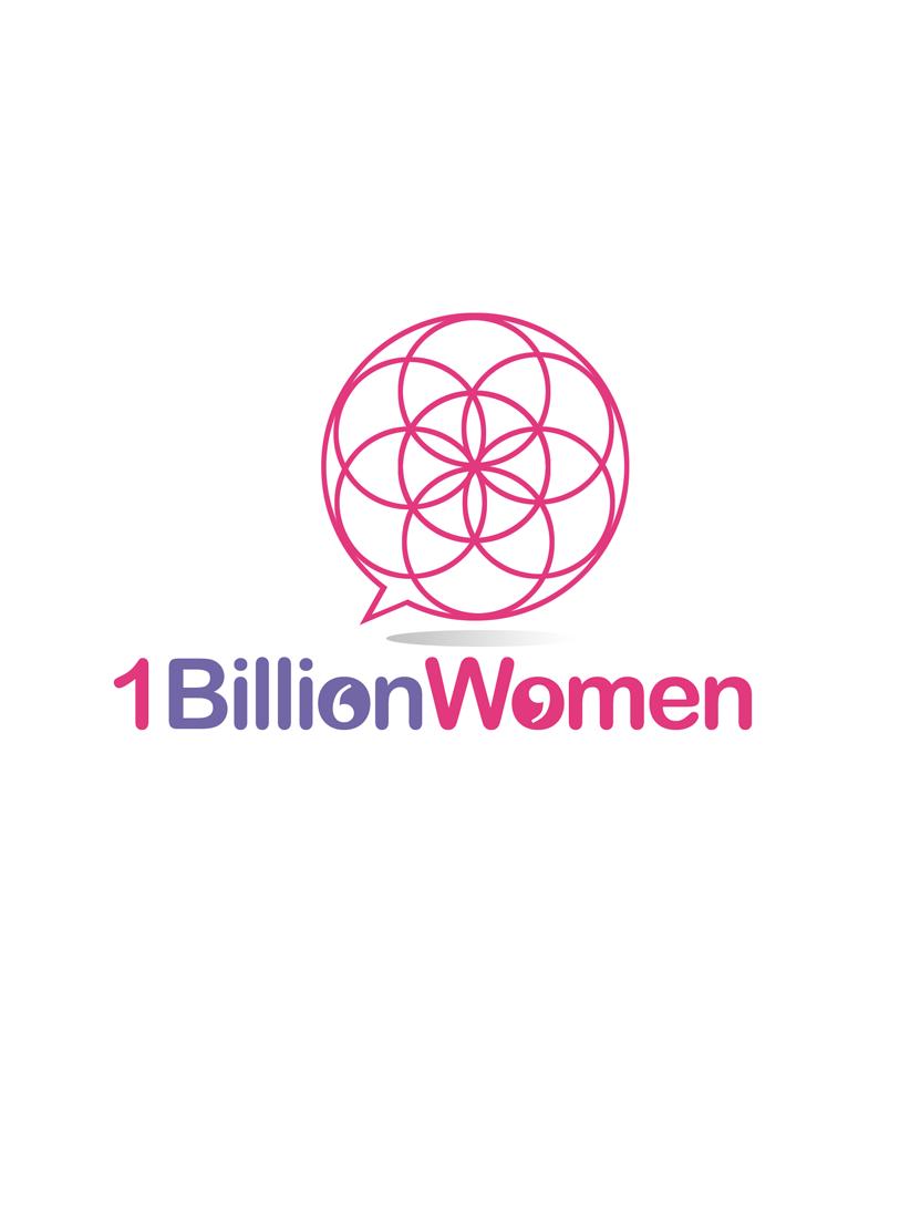 Logo Design by Robert Turla - Entry No. 108 in the Logo Design Contest Fun Logo Design for 1BillionWomen.