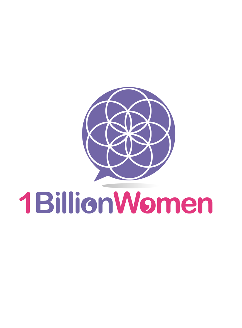 Logo Design by Private User - Entry No. 109 in the Logo Design Contest Fun Logo Design for 1BillionWomen.