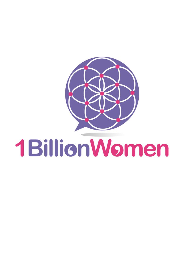 Logo Design by Private User - Entry No. 111 in the Logo Design Contest Fun Logo Design for 1BillionWomen.