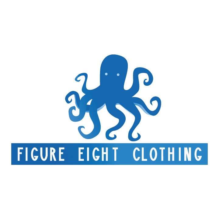 Logo Design by Private User - Entry No. 95 in the Logo Design Contest Artistic Logo Design for Figure Eight Clothing.