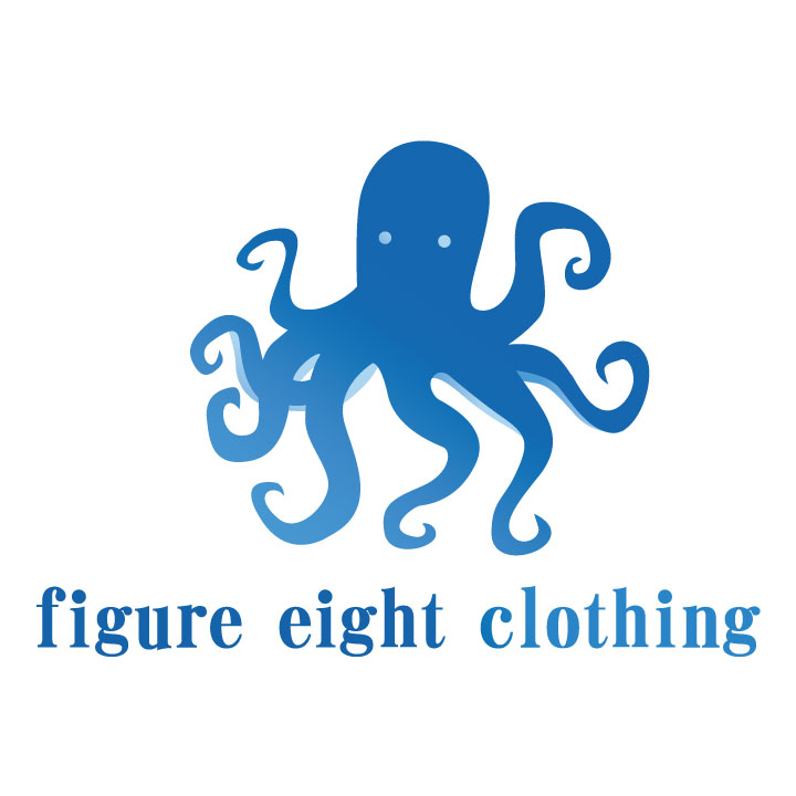 Logo Design by Private User - Entry No. 96 in the Logo Design Contest Artistic Logo Design for Figure Eight Clothing.