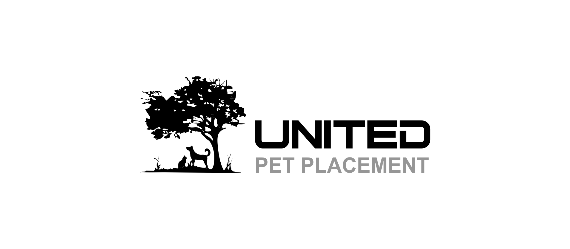 Logo Design by Muhammad Aslam - Entry No. 58 in the Logo Design Contest Artistic Logo Design for united pet placement.