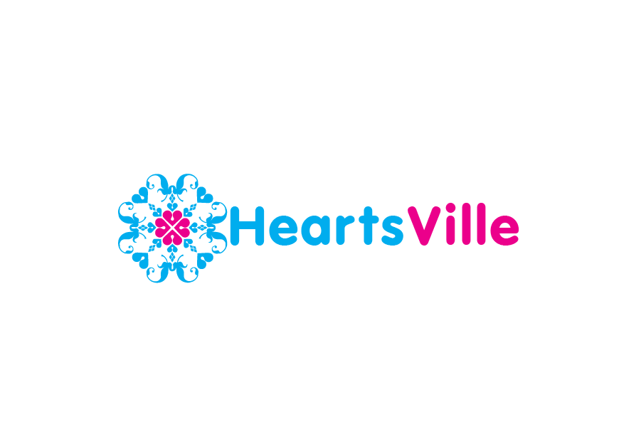 Logo Design by brands_in - Entry No. 29 in the Logo Design Contest Unique Logo Design Wanted for Heartsville.
