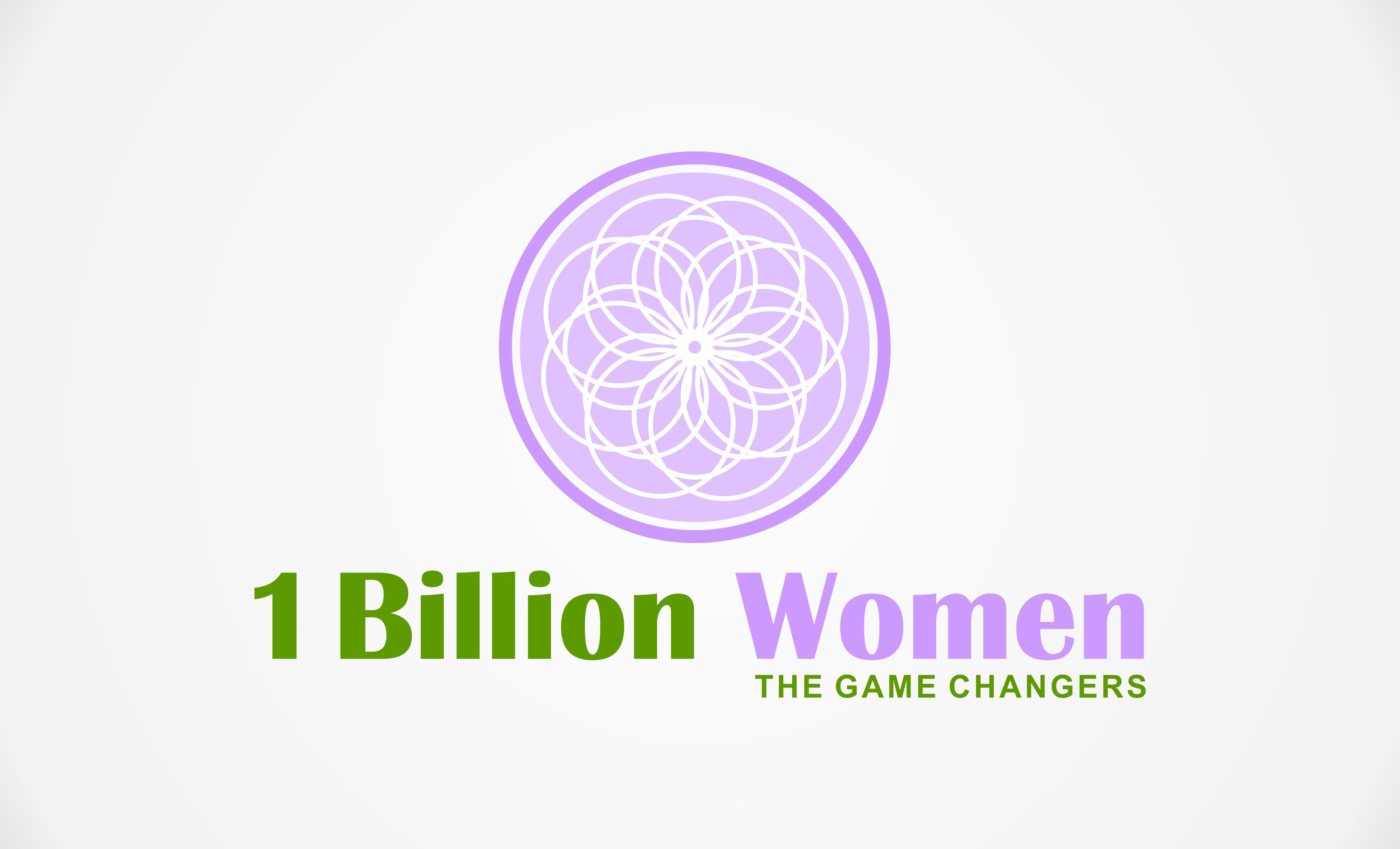 Logo Design by Crispin Jr Vasquez - Entry No. 126 in the Logo Design Contest Fun Logo Design for 1BillionWomen.