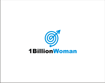 Logo Design by Armada Jamaluddin - Entry No. 129 in the Logo Design Contest Fun Logo Design for 1BillionWomen.