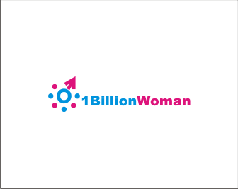 Logo Design by Armada Jamaluddin - Entry No. 130 in the Logo Design Contest Fun Logo Design for 1BillionWomen.