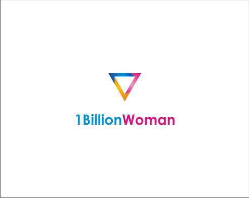 Logo Design by Armada Jamaluddin - Entry No. 133 in the Logo Design Contest Fun Logo Design for 1BillionWomen.