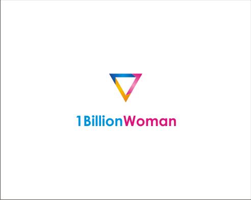 Logo Design by Armada Jamaluddin - Entry No. 133 in the Logo Design Contest Fun Logo Design for 1BillionWomen.