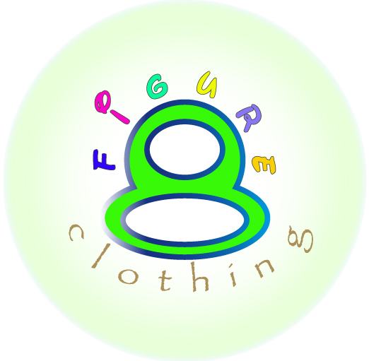 Logo Design by jojotiangco - Entry No. 99 in the Logo Design Contest Artistic Logo Design for Figure Eight Clothing.