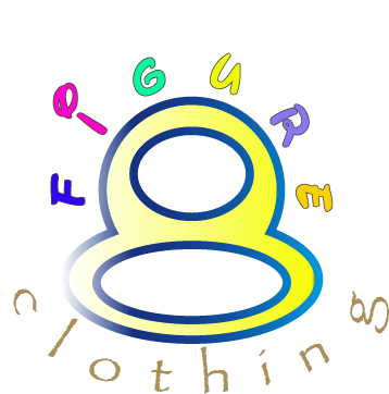 Logo Design by jojotiangco - Entry No. 100 in the Logo Design Contest Artistic Logo Design for Figure Eight Clothing.
