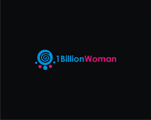 Logo Design by Armada Jamaluddin - Entry No. 135 in the Logo Design Contest Fun Logo Design for 1BillionWomen.