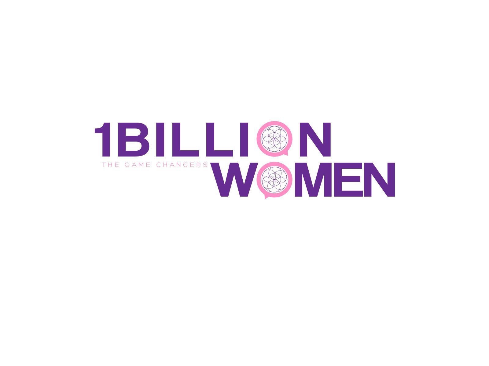 Logo Design by olii - Entry No. 140 in the Logo Design Contest Fun Logo Design for 1BillionWomen.