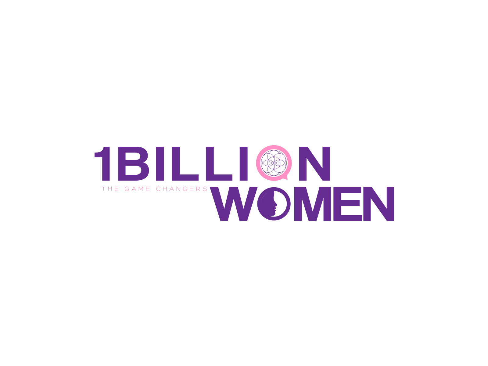 Logo Design by olii - Entry No. 141 in the Logo Design Contest Fun Logo Design for 1BillionWomen.