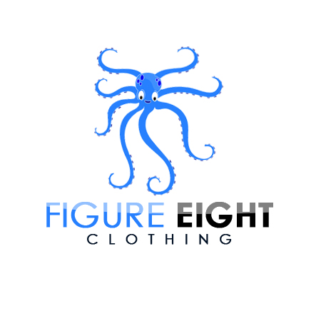 Logo Design by Crystal Desizns - Entry No. 107 in the Logo Design Contest Artistic Logo Design for Figure Eight Clothing.