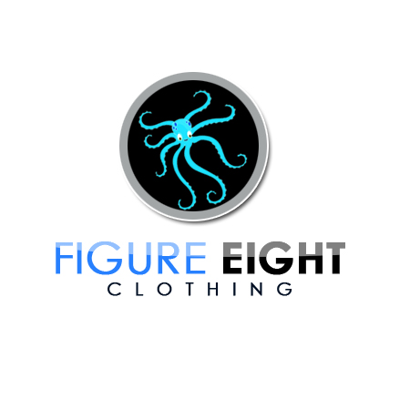Logo Design by Crystal Desizns - Entry No. 108 in the Logo Design Contest Artistic Logo Design for Figure Eight Clothing.