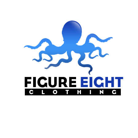 Logo Design by Crystal Desizns - Entry No. 109 in the Logo Design Contest Artistic Logo Design for Figure Eight Clothing.