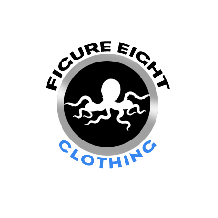 Logo Design by Crystal Desizns - Entry No. 111 in the Logo Design Contest Artistic Logo Design for Figure Eight Clothing.