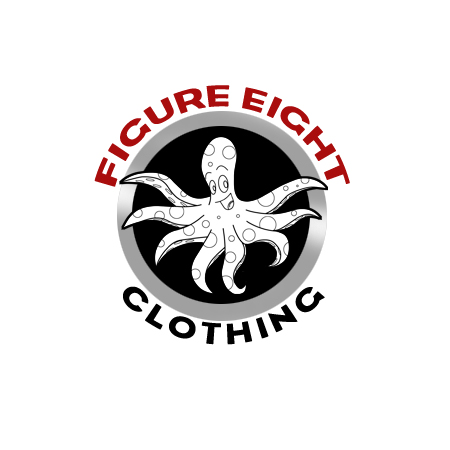 Logo Design by Crystal Desizns - Entry No. 114 in the Logo Design Contest Artistic Logo Design for Figure Eight Clothing.