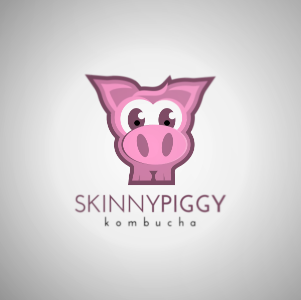 Logo Design by Private User - Entry No. 13 in the Logo Design Contest Fun Logo Design for Skinny Piggy.