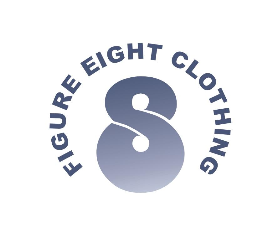 Logo Design by ggrando - Entry No. 116 in the Logo Design Contest Artistic Logo Design for Figure Eight Clothing.