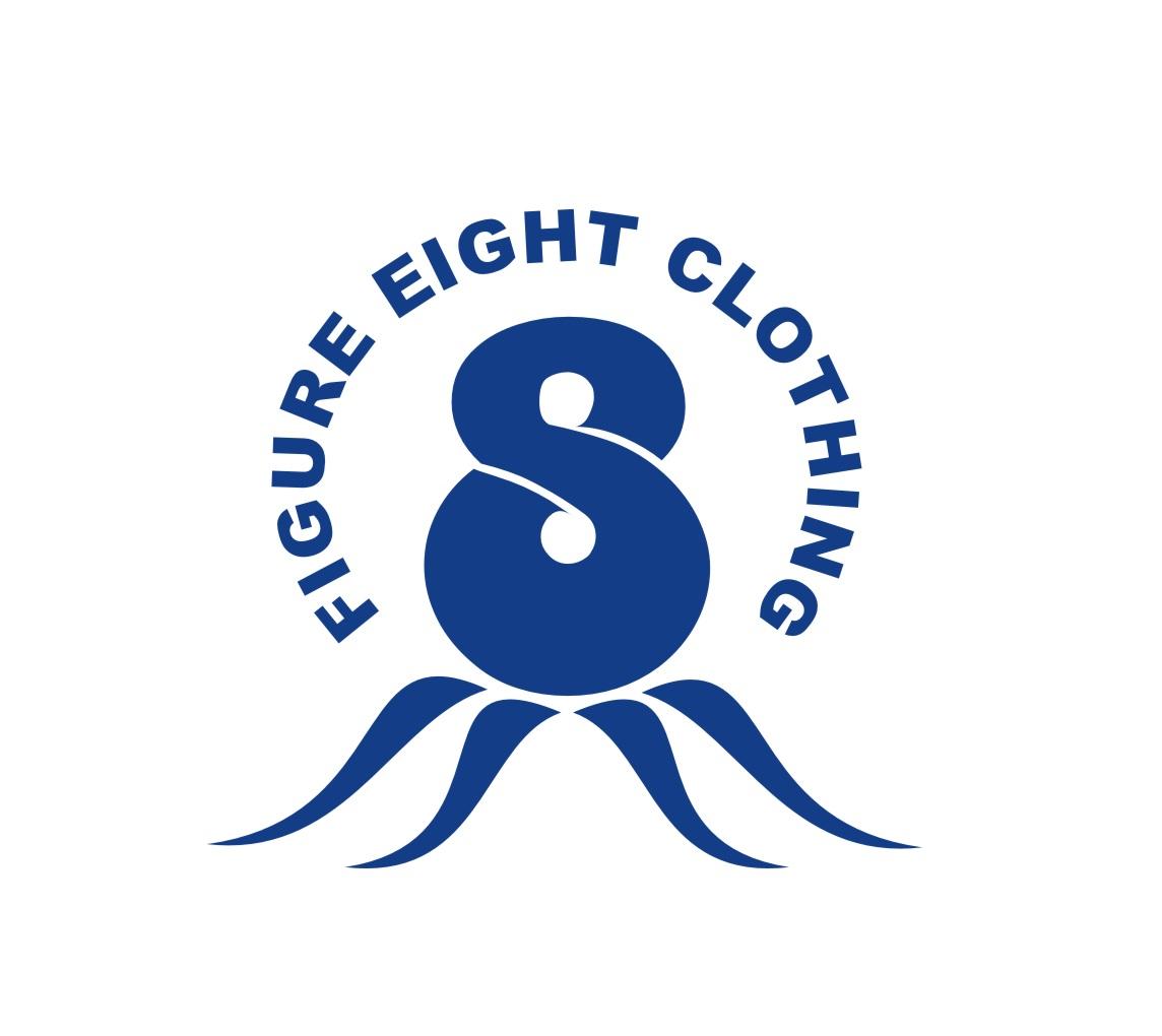 Logo Design by ggrando - Entry No. 117 in the Logo Design Contest Artistic Logo Design for Figure Eight Clothing.