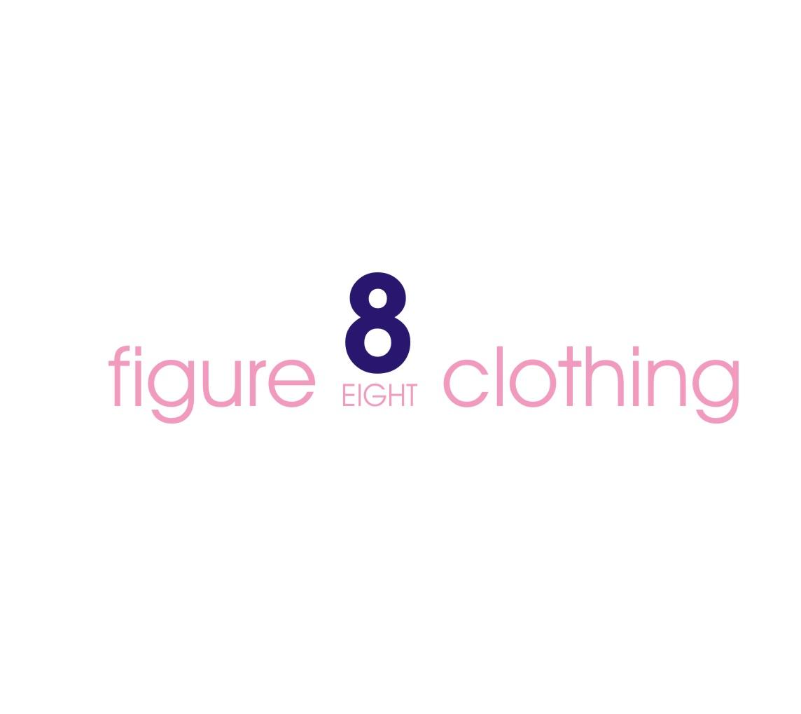 Logo Design by ggrando - Entry No. 119 in the Logo Design Contest Artistic Logo Design for Figure Eight Clothing.