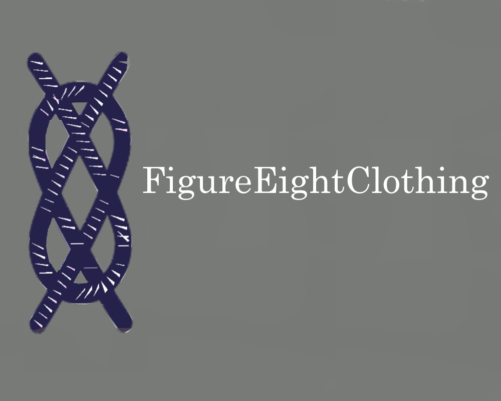 Logo Design by Robyn Hodgdon - Entry No. 125 in the Logo Design Contest Artistic Logo Design for Figure Eight Clothing.