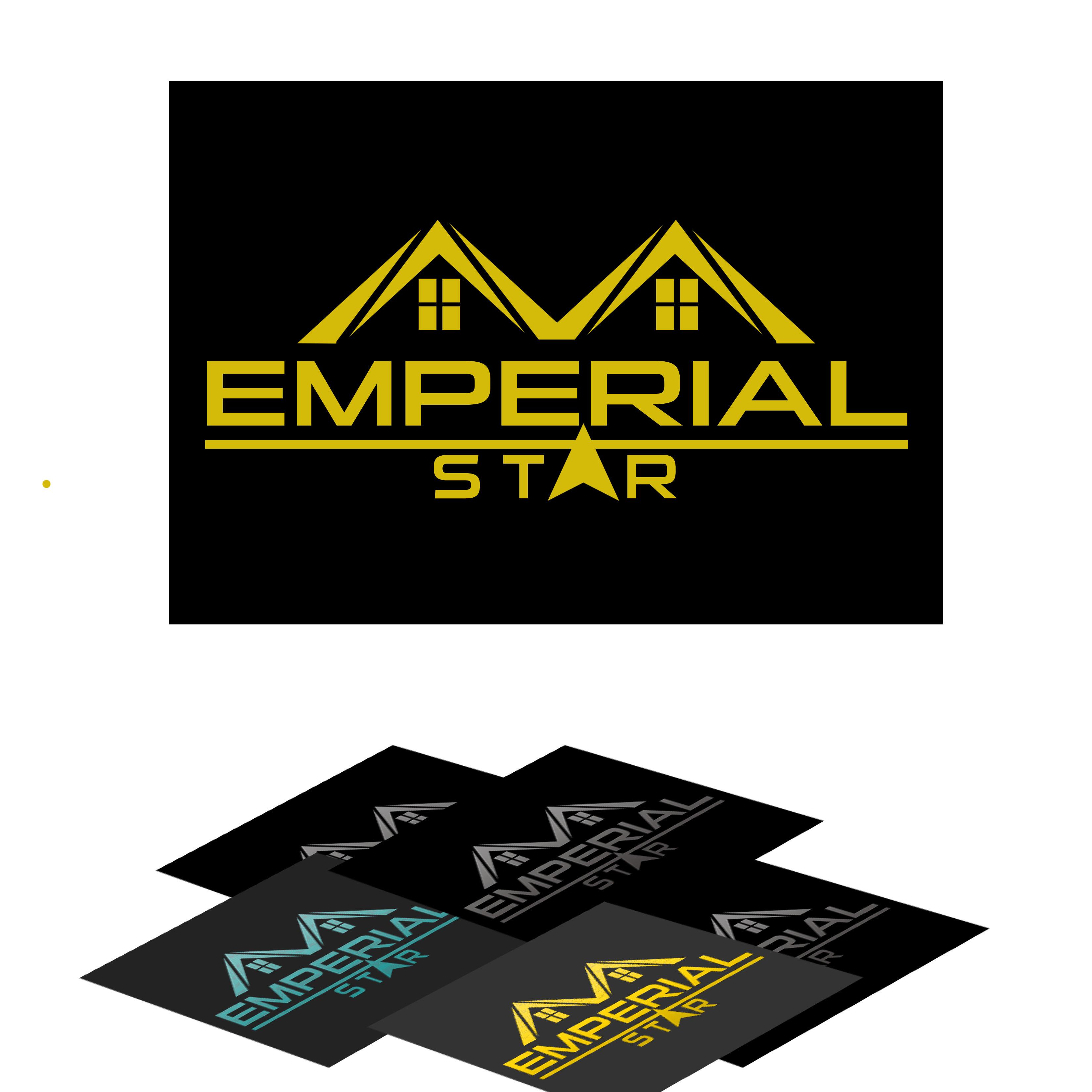 Logo Design by Alan Esclamado - Entry No. 3 in the Logo Design Contest Emperial Star Logo Design.