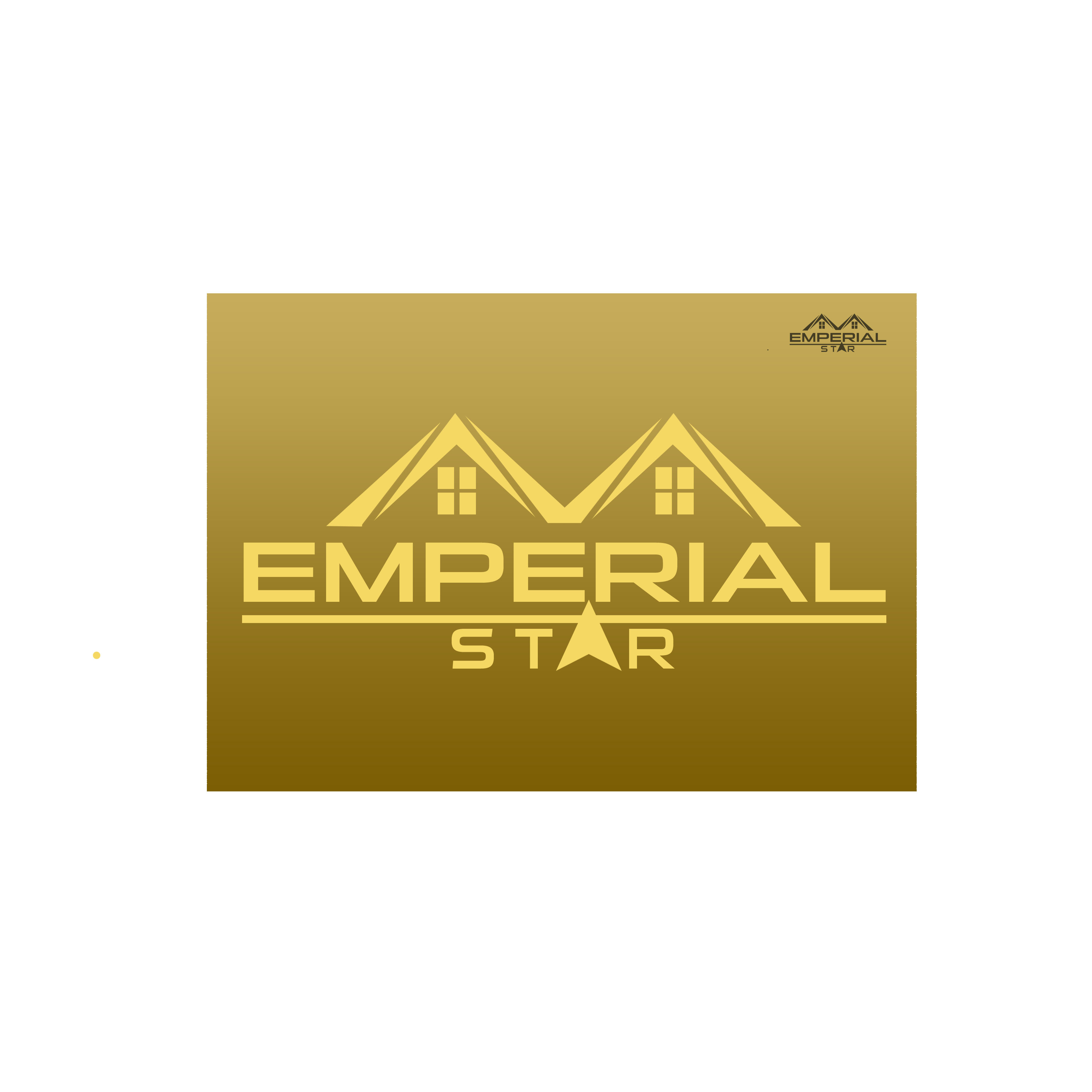 Logo Design by Alan Esclamado - Entry No. 5 in the Logo Design Contest Emperial Star Logo Design.