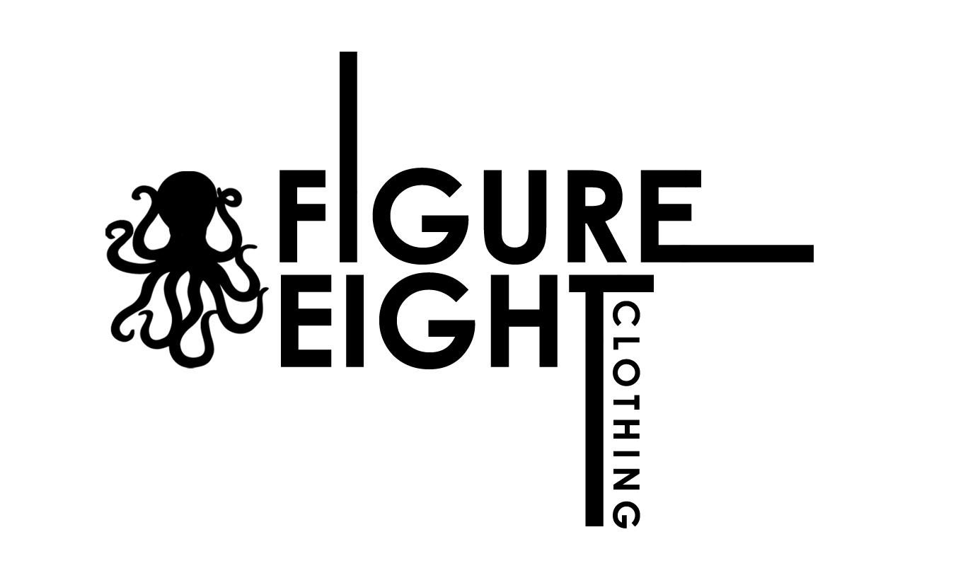 Logo Design by Pio Ni Bai - Entry No. 131 in the Logo Design Contest Artistic Logo Design for Figure Eight Clothing.