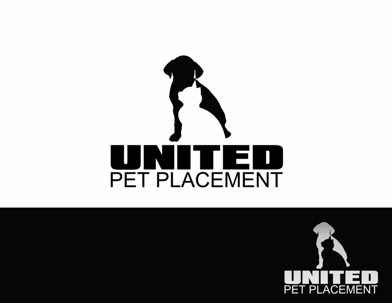 Logo Design by Juan_Kata - Entry No. 75 in the Logo Design Contest Artistic Logo Design for united pet placement.