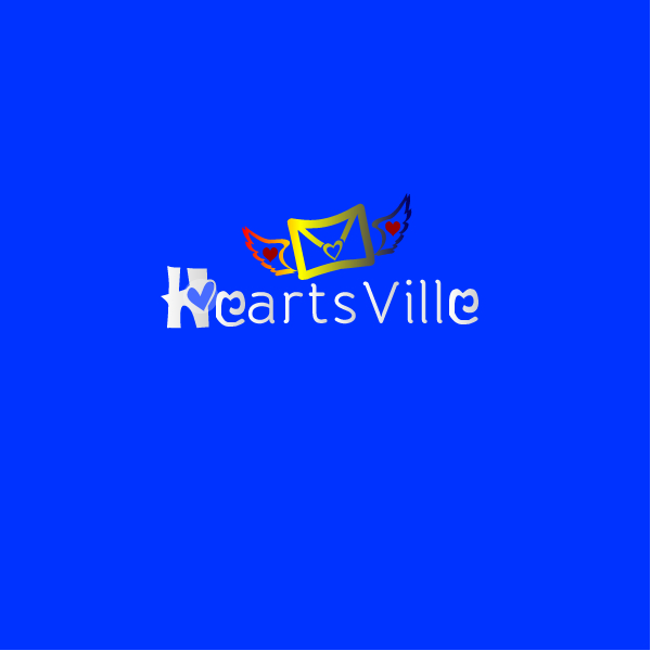 Logo Design by designs108 - Entry No. 36 in the Logo Design Contest Unique Logo Design Wanted for Heartsville.