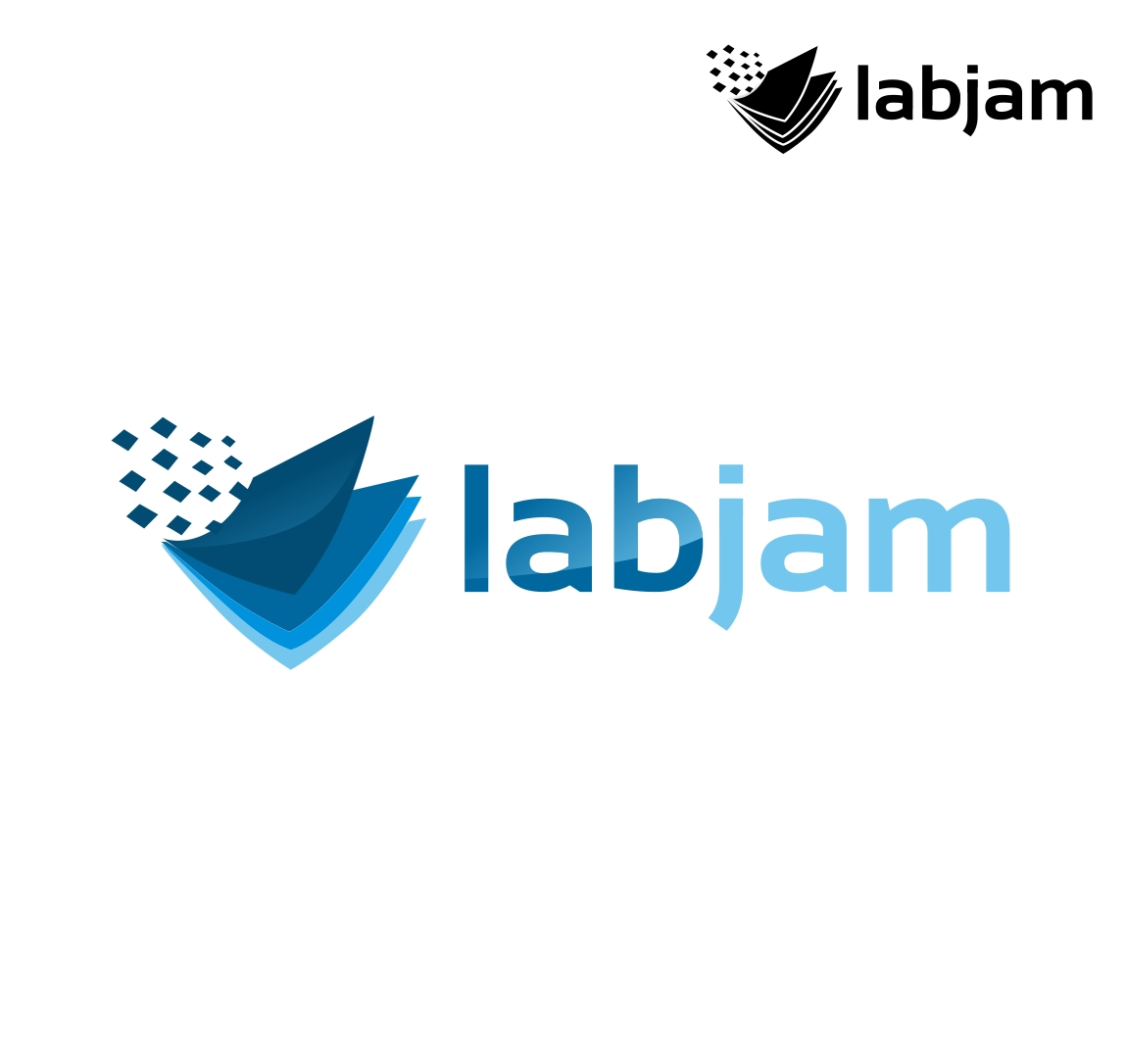 Logo Design by arkvisdesigns - Entry No. 91 in the Logo Design Contest Labjam.