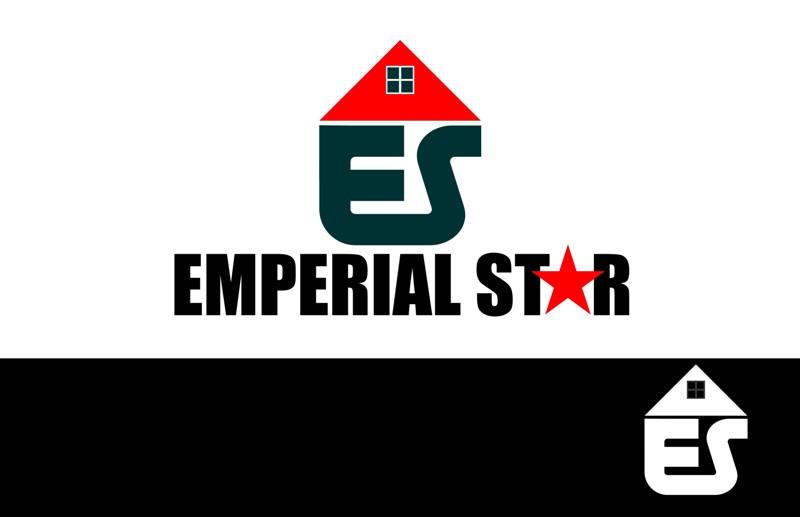 Logo Design by Crispin Jr Vasquez - Entry No. 7 in the Logo Design Contest Emperial Star Logo Design.