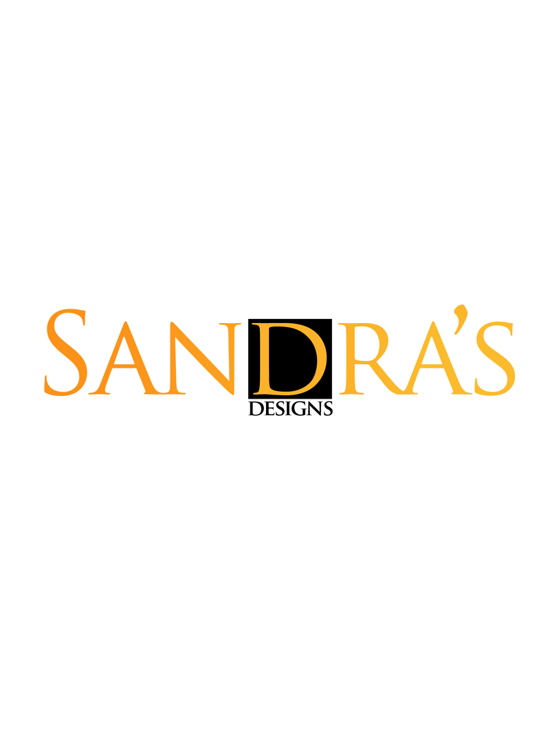 Logo Design by Robert Turla - Entry No. 81 in the Logo Design Contest Imaginative Logo Design for Sandra's.