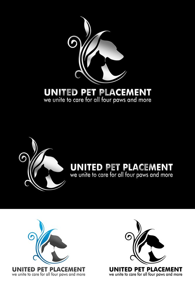 Logo Design by Respati Himawan - Entry No. 89 in the Logo Design Contest Artistic Logo Design for united pet placement.